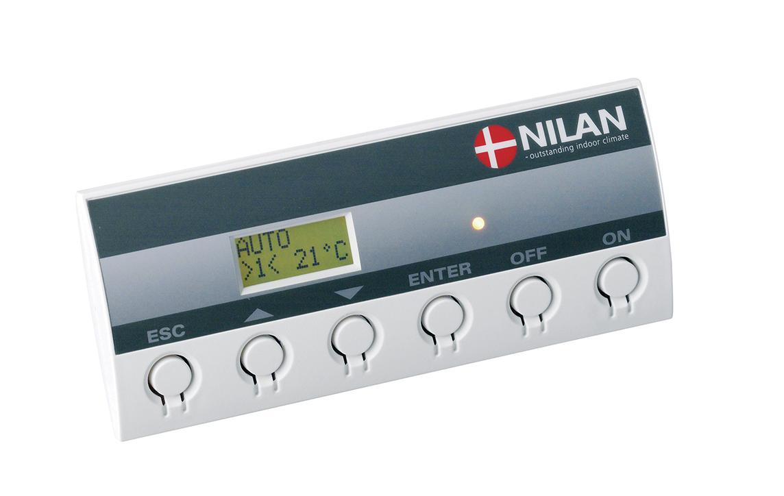 Smuk Comfort CT300/Polar | Nilan UC-13