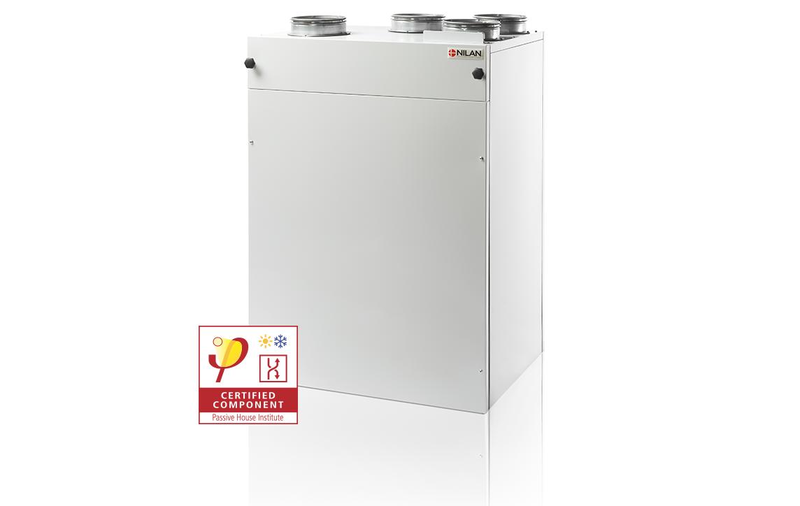 Smart Comfort CT300/Polar | Nilan VH25