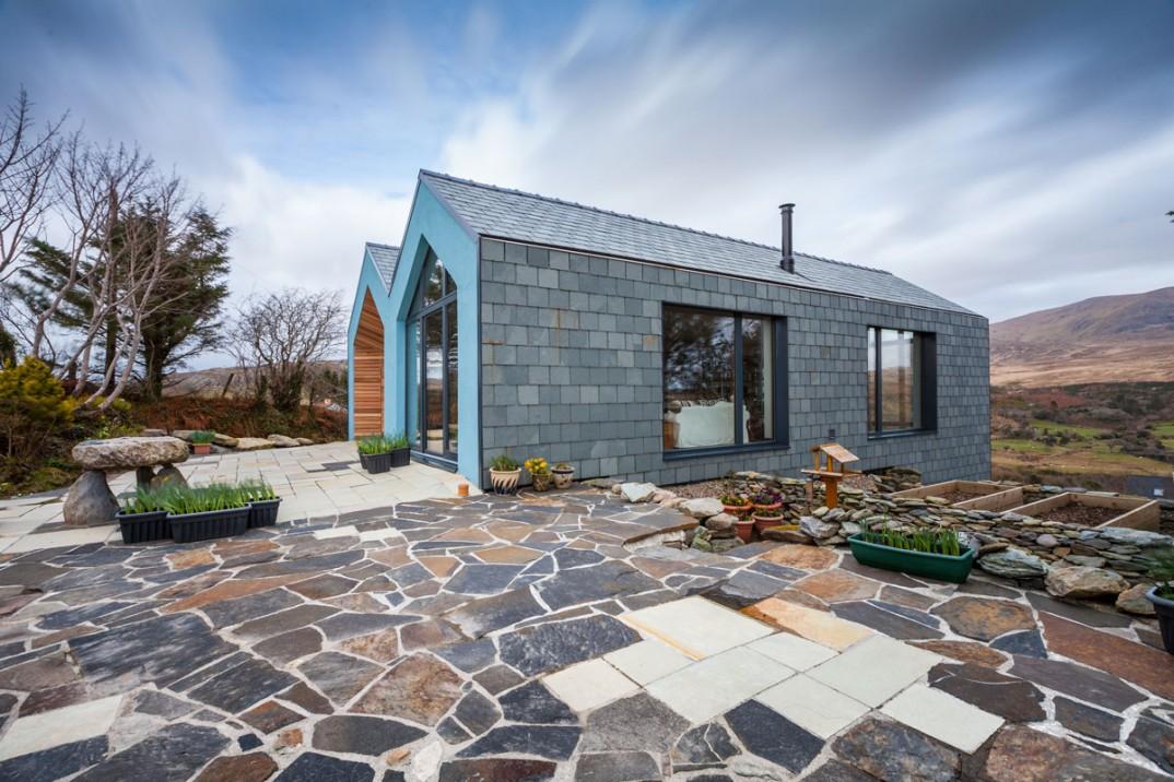 Passive Designed House  U0026 Rte House Of Year 2015